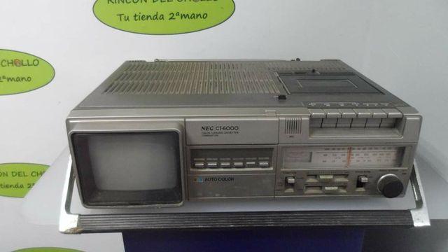 Radio Cassete Nec ct6000