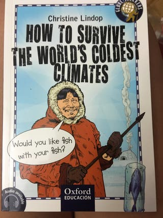 Libro How to survive the world's coldest climates