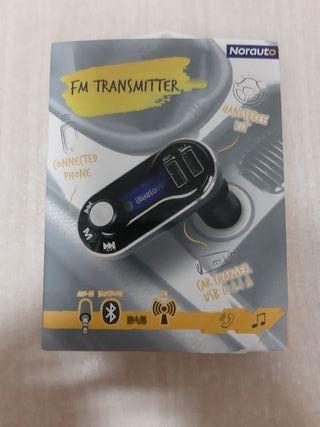 Emisor bluetooth Fm