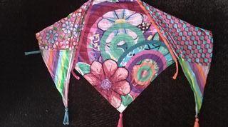 Pañuelo foulard Desigual