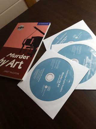 """Inglés """"Murder by Art"""""""