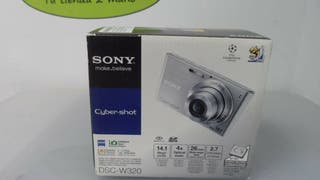 Camara digital Sony DSC-W320