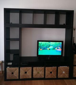Oferta. Mueble tv ikea lappland