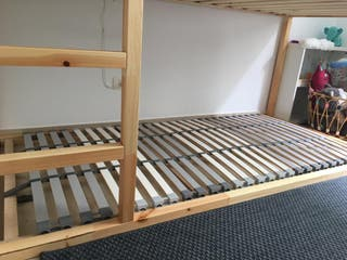 Somier IKEA cama KURA