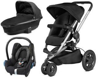 kit bebé: carro+minicuna+silla comer+ varios