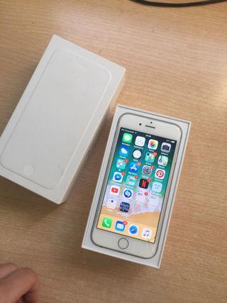 Iphone 6 de 128 GB color plata
