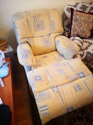 sofá - sillón reclinable