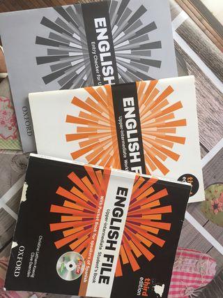 Libros Inglés Escuela oficial de idiomas