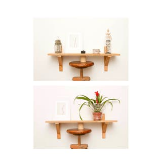 Madera/estante/pared/hogar/jardin