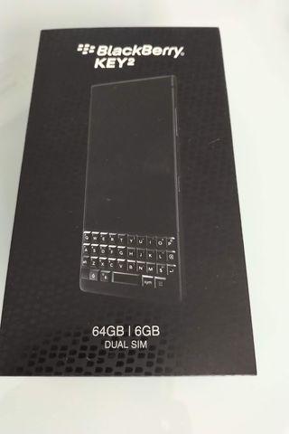 Blackberry Key2 nueva libre - 10/10
