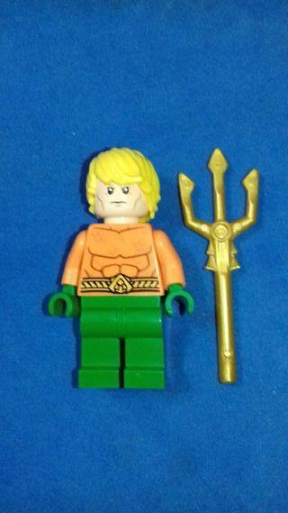 Lego original Aquaman clásico