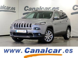 Jeep Cherokee 2.2 CRD Limited Auto 4x4 Act. D.I 200 CV