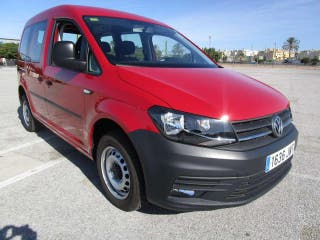 Volkswagen Caddy 2.0 TDI OUTDOOR 102 CV 5 PLAZAS doble puerta corredera