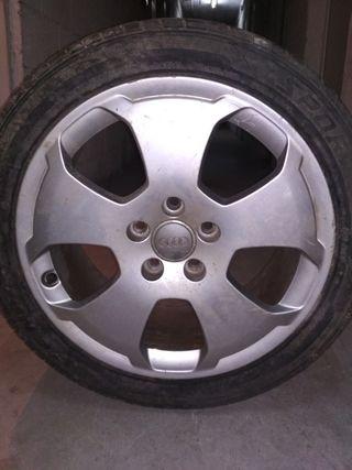 Llanta y neumático Audi A3