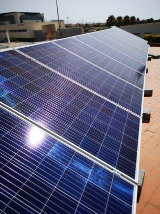 Instalaciones fotovoltaicas autoconsumo
