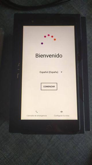 BQ AQUARIS X PRO (64 GB) en garantia -funda regalo
