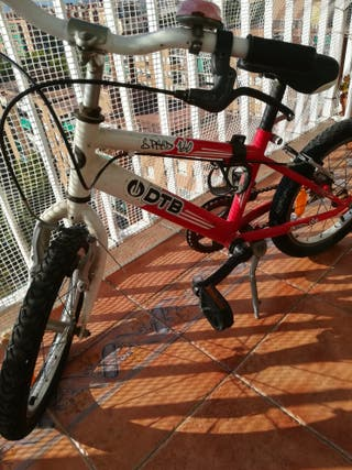 bicicleta rueda de 16