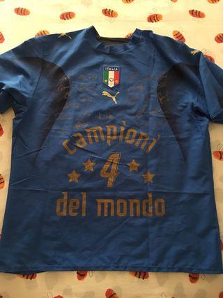 Camiseta Fútbol Selección Italiana 06