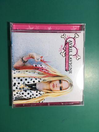 CD música Avril Lavigne