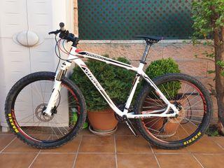 Bicicleta Specialized Hardrock de segunda mano en WALLAPOP