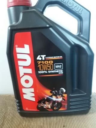Motril 4 litros 10w50