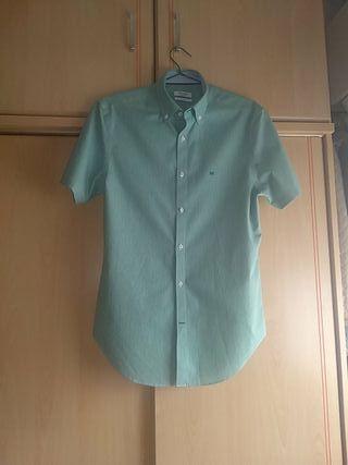 Camisa de manga corta Pedro del Hierro.