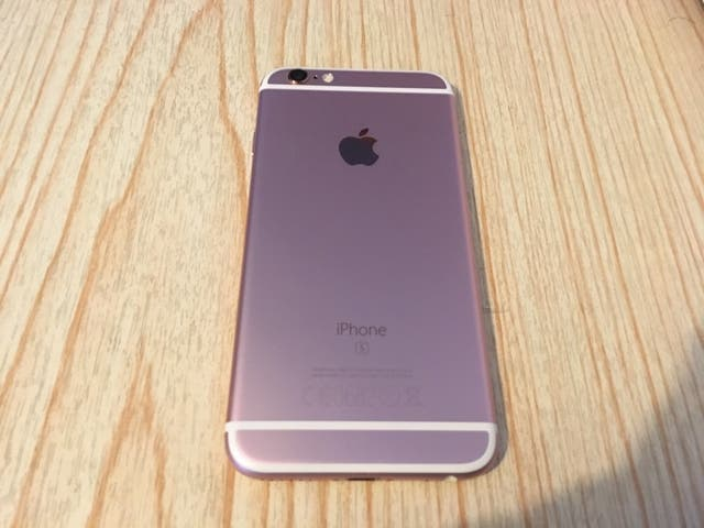 Apple iPhone 6S 16GB Rose Gold Unlocked