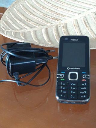 teléfono móvil nokia 6124
