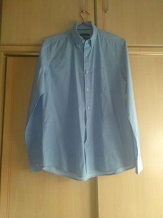 Camisa de manga larga cortefiel