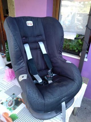 silla para coche. Britax grupo I