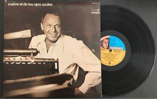 Disco vinilo de Frank Sinatra