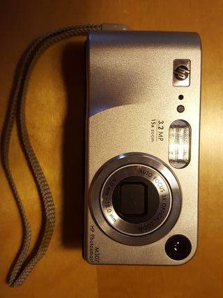 cámara de fotos HP Photosmart 3.2 MP
