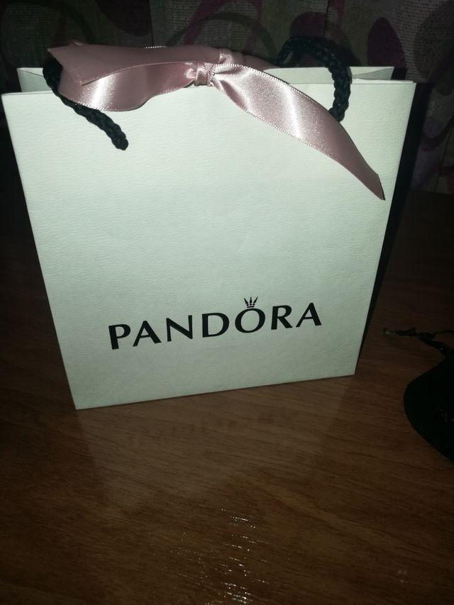 nuovo prodotto 37500 41c3c Bolsa regalo Pandora original de segunda mano por 5 € en ...
