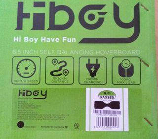 Hoverboard Hiboy
