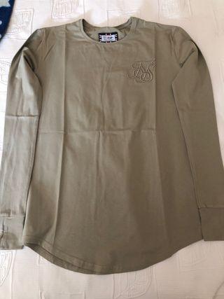 Camiseta Siksilk larga Talla S