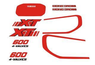 Adhesivos Yamaha XT600 4-Valves