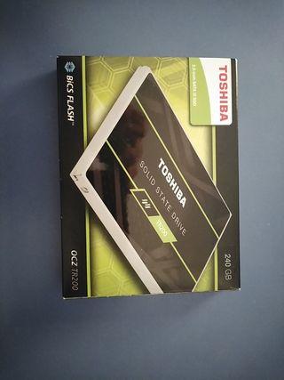 Disco duro interno SSD 240Gb