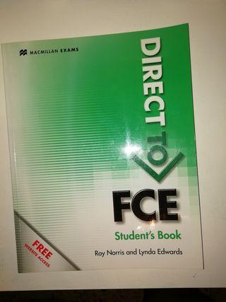 Libro inglés first certificate