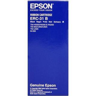 CINTA NEGRA EPSON C43S015369 ERC-31B