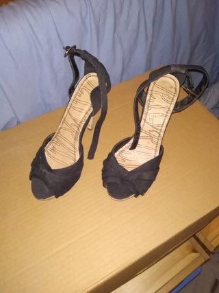 sandalias vestir