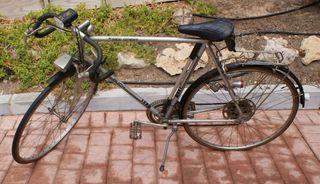 bicicleta singular