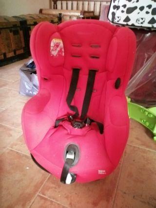 silla coche grupo 0 1 2