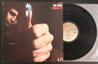 Disco vinilo de Don McLean