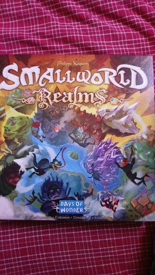 SMARWORLD REALMS EXPANSIÓN juego de mesa