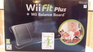 WiiFit PLUS + Wii Balance Board