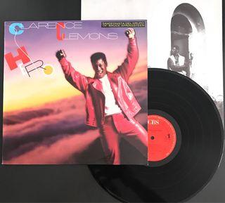 Disco vinilo de Clarence Clemons