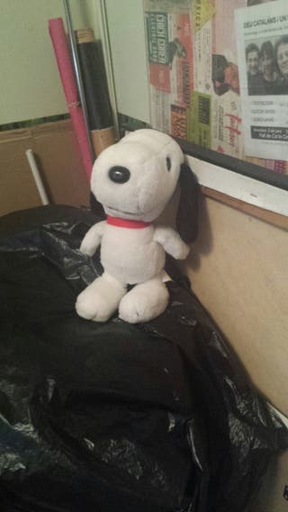 Muñeco peluche Snoopy
