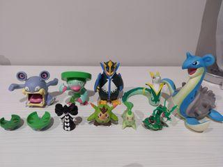 Set Pokémon Takara Tomy Nintendo Bandai y Hasbro