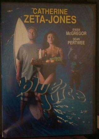 DVD Blue Juice.