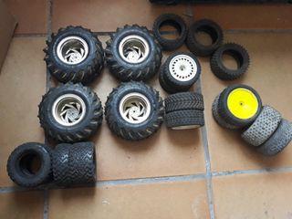 ruedas rc